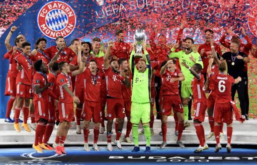 كأس السوبر الأوروبية: بايرن ميونيخ يتوج باللقب بفوزه على إشبيلية 2-1 بعد التمديد