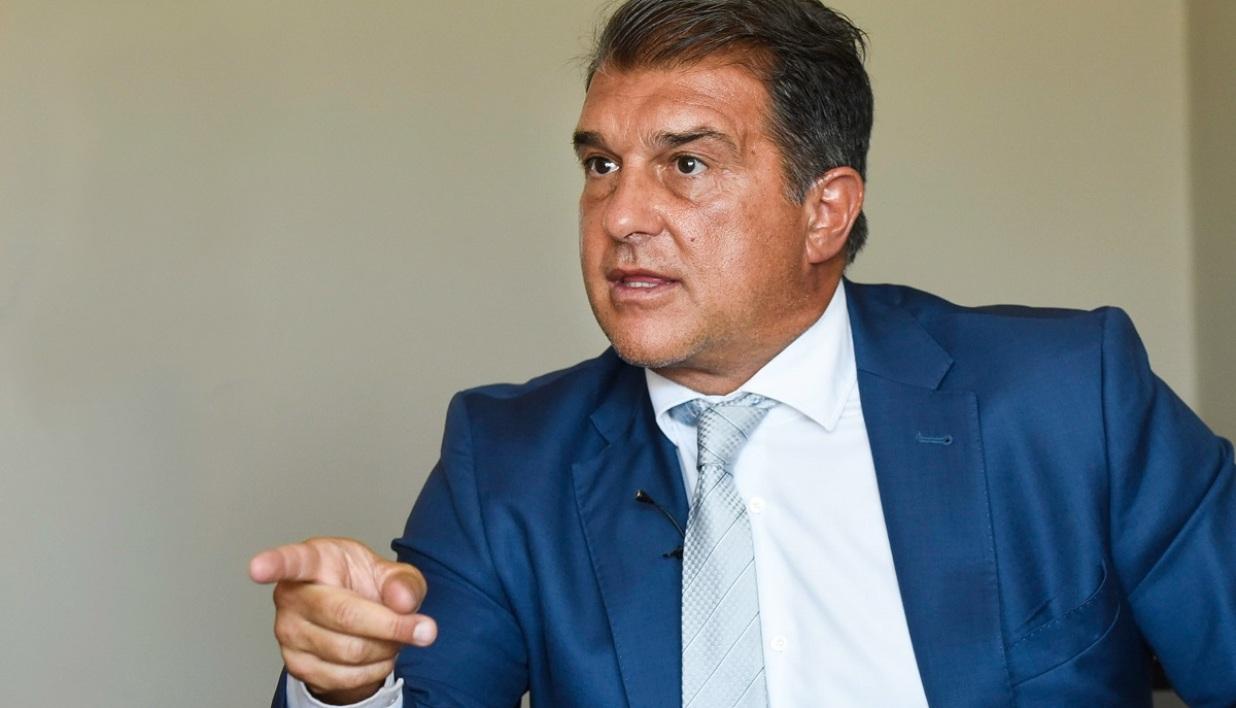 لابورطا ينضم للائحة المرشحين لرئاسة برشلونة