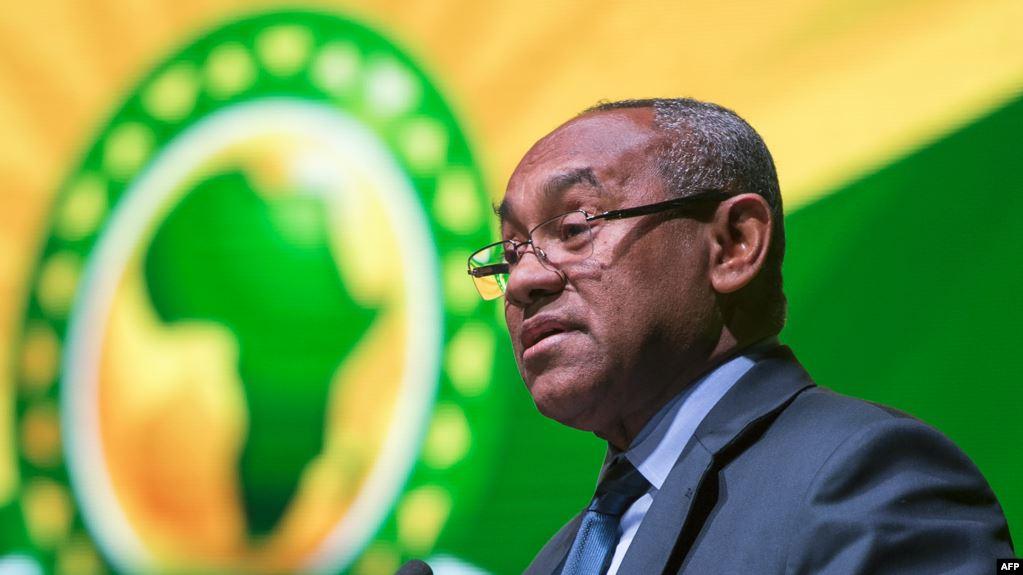 الكونفدرالية الافريقية لكرة القدم: احمد احمد يعلن ترشحه لولاية ثانية