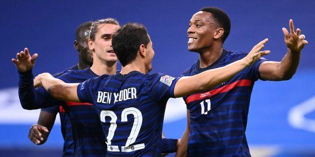 عصبة الأمم: فرنسا تهزم كرواتيا وتصعد للمركز الأول