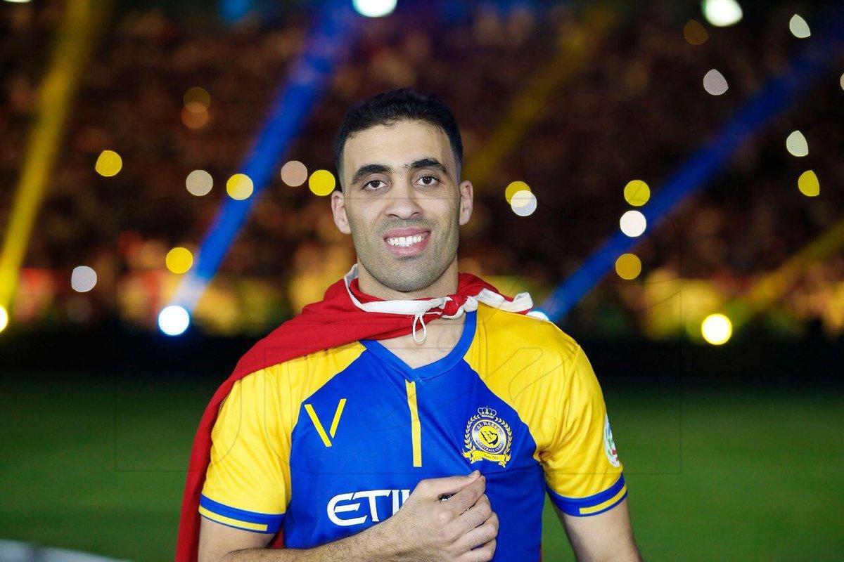 حمد الله: تمكنت من الفوز بلقب هداف الدوري الأقوى عربيا وآسيويا