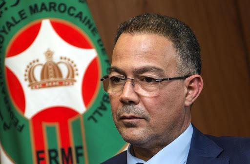 رئيس الجامعة ونائبه الحجوي مرشحان لتمثيل المغرب في مؤتمر الفيفا
