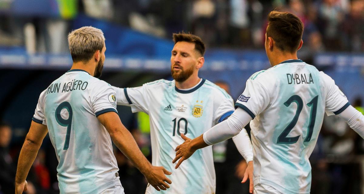 تصفيات مونديال 2022: الأرجنتين مع ميسي ومن دون دي ماريا وأغويرو