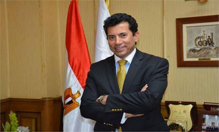 العربي للصحافة الرياضية يستضيف وزير الشباب والرياضة المصري