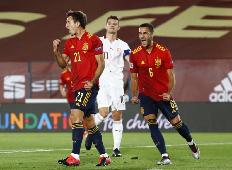 عصبة الأمم الأوروبية: ألمانيا تحقق فوزها الأول وانتصار باهت لإسبانيا