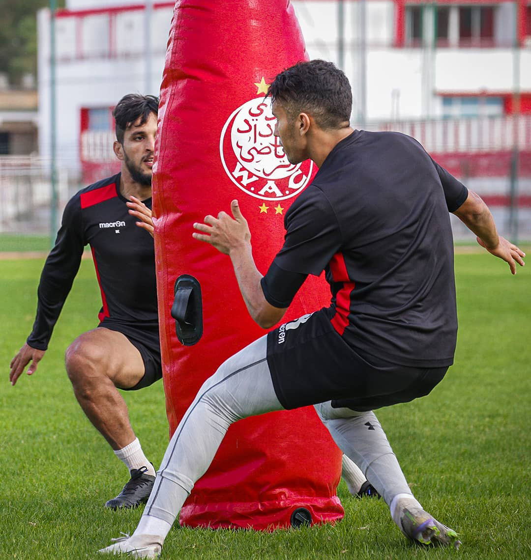 عصبة الأبطال: كورونا تغيب لاعب ودادي عن مباراة الأهلي