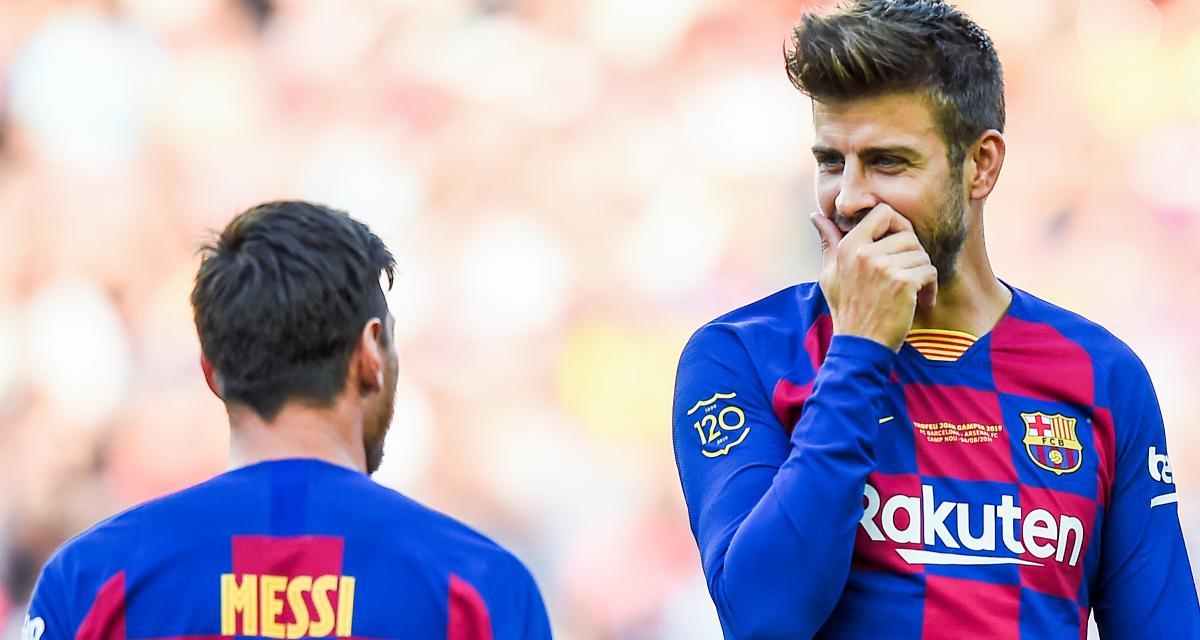 بيكي: الملعب الجديد لبرشلونة  يجب أن يحمل اسم ميسي