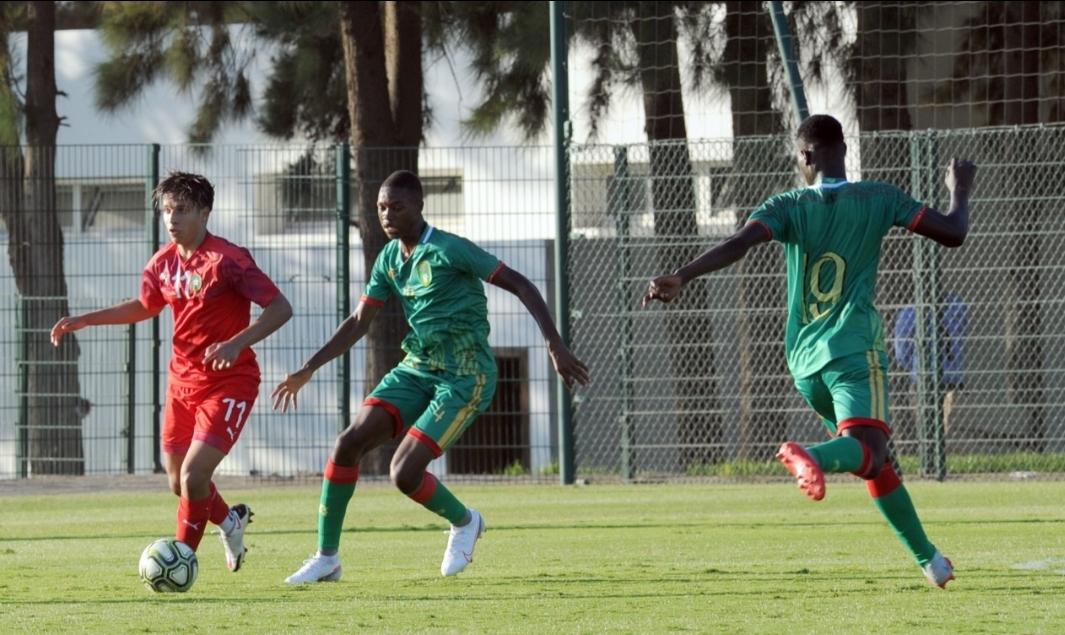 المنتخب الوطني المغربي لأقل من 20 سنة يفوز على منتخب موريتانيا 3-1