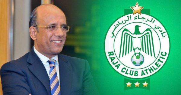 سعيد وهبي: إحراز الرجاء اللقب تتويج لكرة القدم المغربية