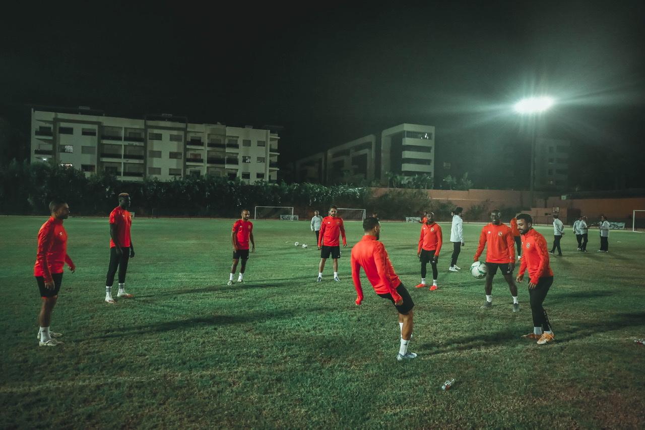 عصبة أبطال افريقيا: الأهلي يستعد للوداد بهذا الملعب