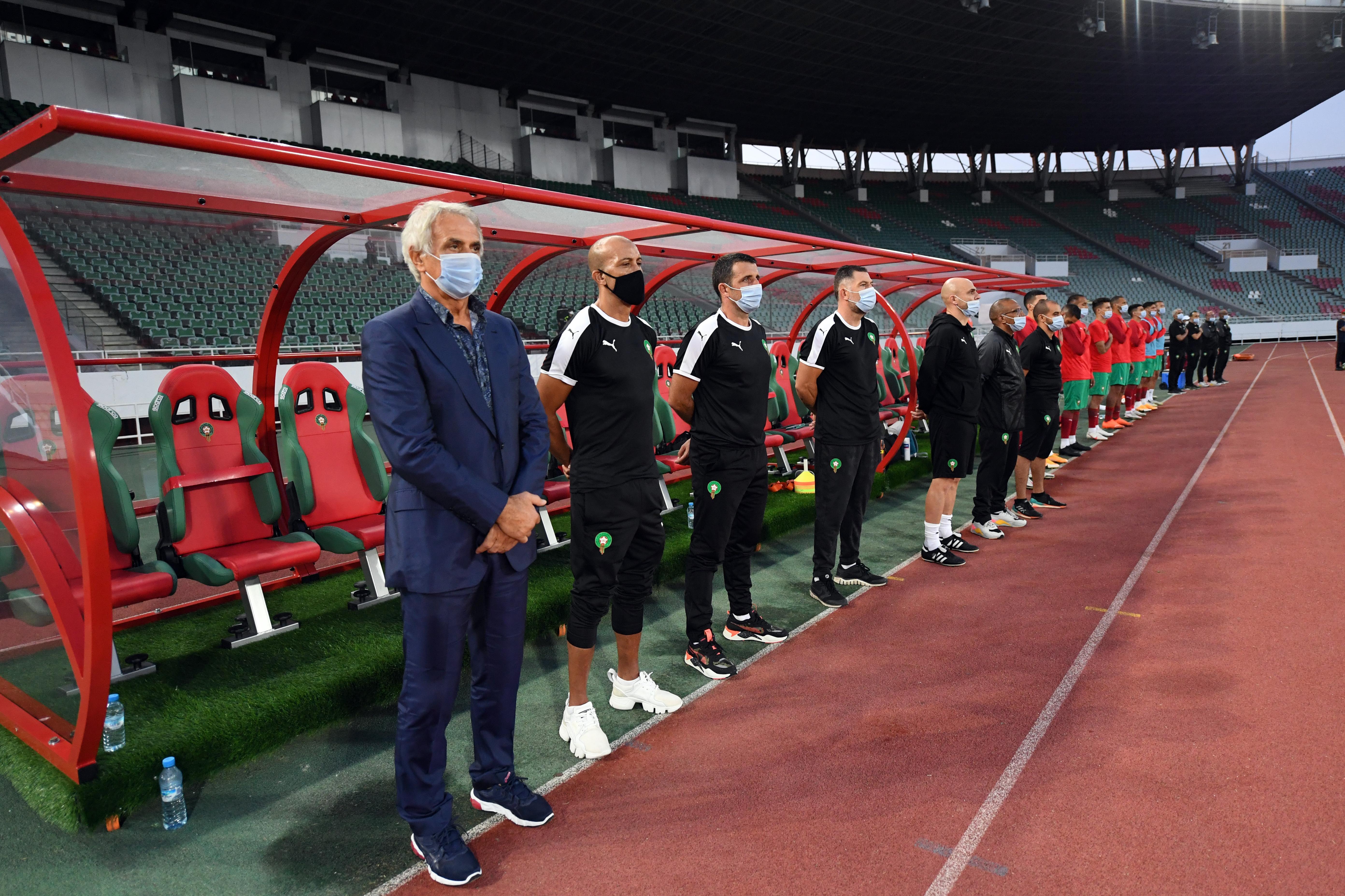 خاليلودزيتش يرفض تسلل الغرور للاعبي المنتخب المغربي