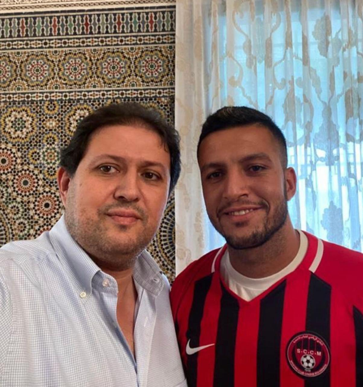 خالد حشادي رسميا بشباب المحمدية