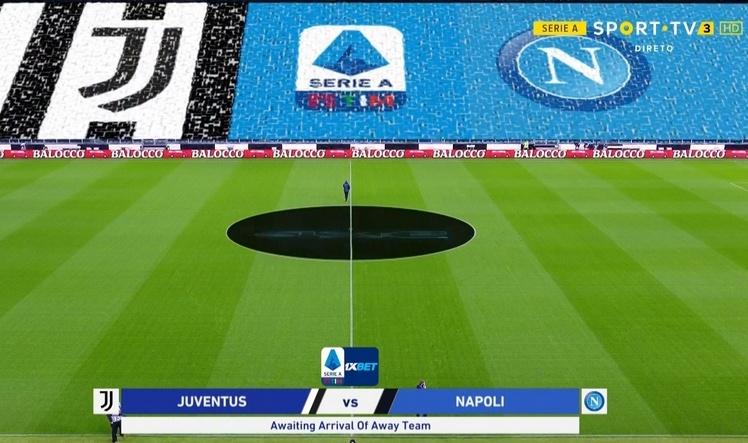 العصبة الإيطالية تقرّر هزم نابولي أمام يوفنتوس بثلاثية نظيفة
