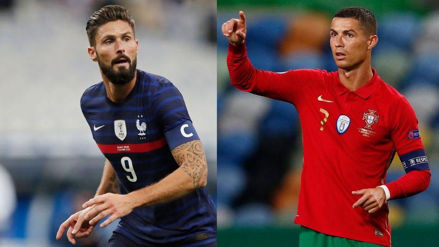 مواجهة مرتقبة بين فرنسا والبرتغال
