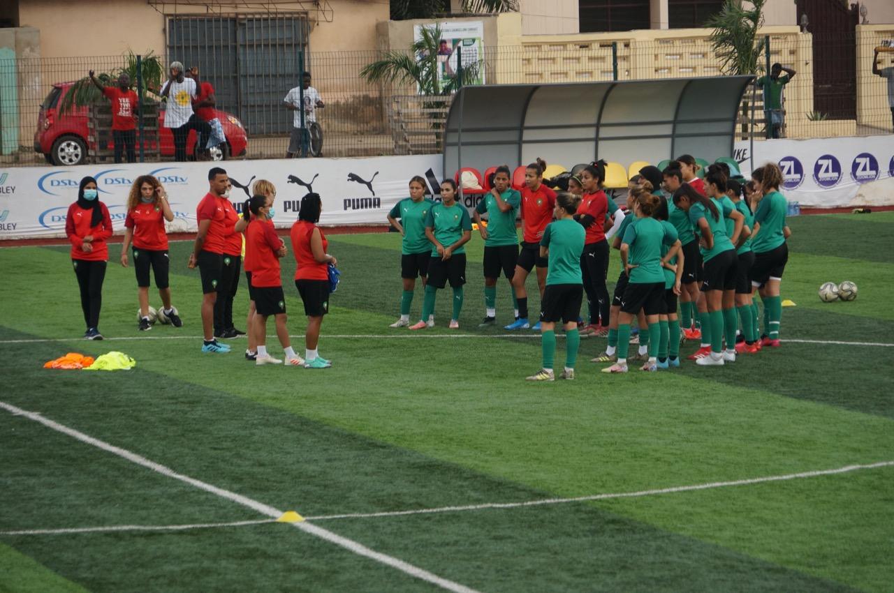 اللبؤات يخضن وديتين ضد غانا بأكرا
