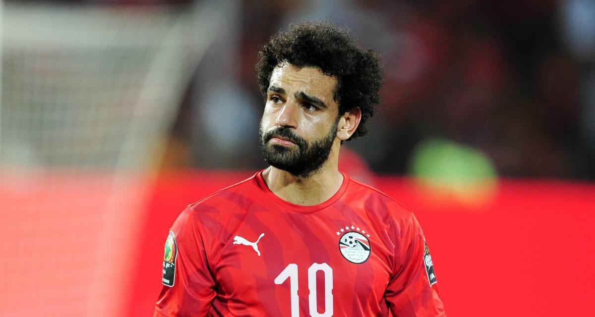 محمد صالح مازال مصاب بوباء كورونا
