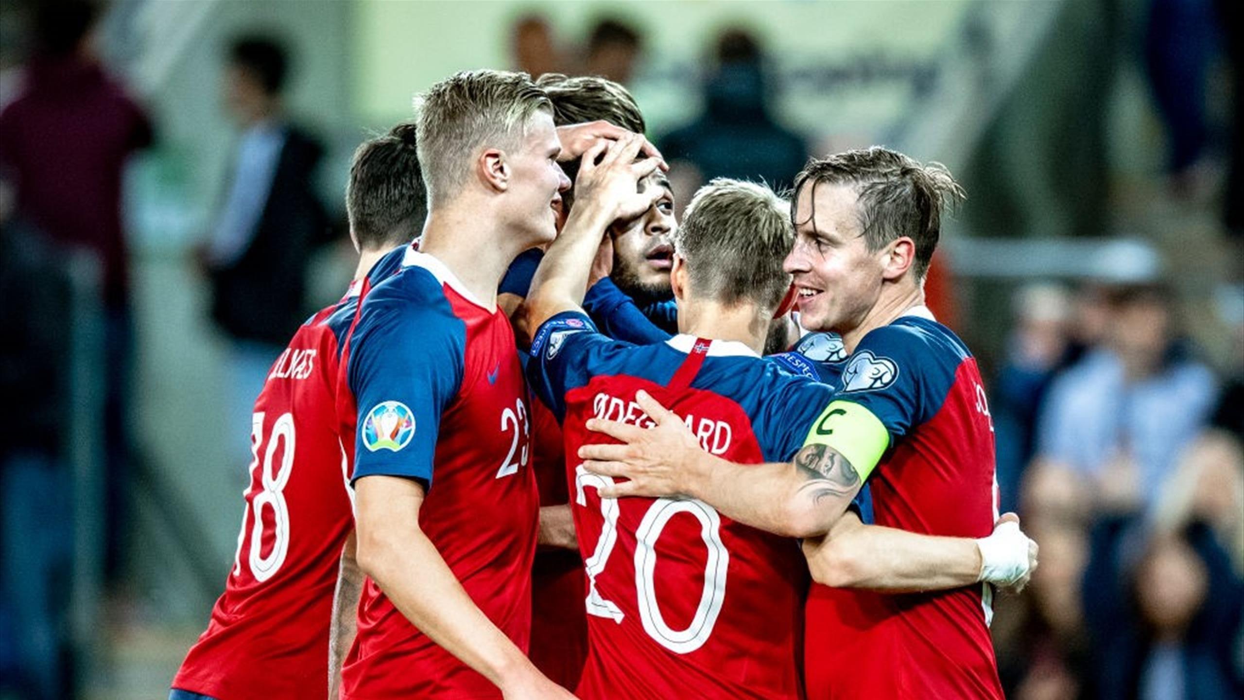 عصبة الأمم: إلغاء مباراة النرويج ورومانيا بسبب كورونا