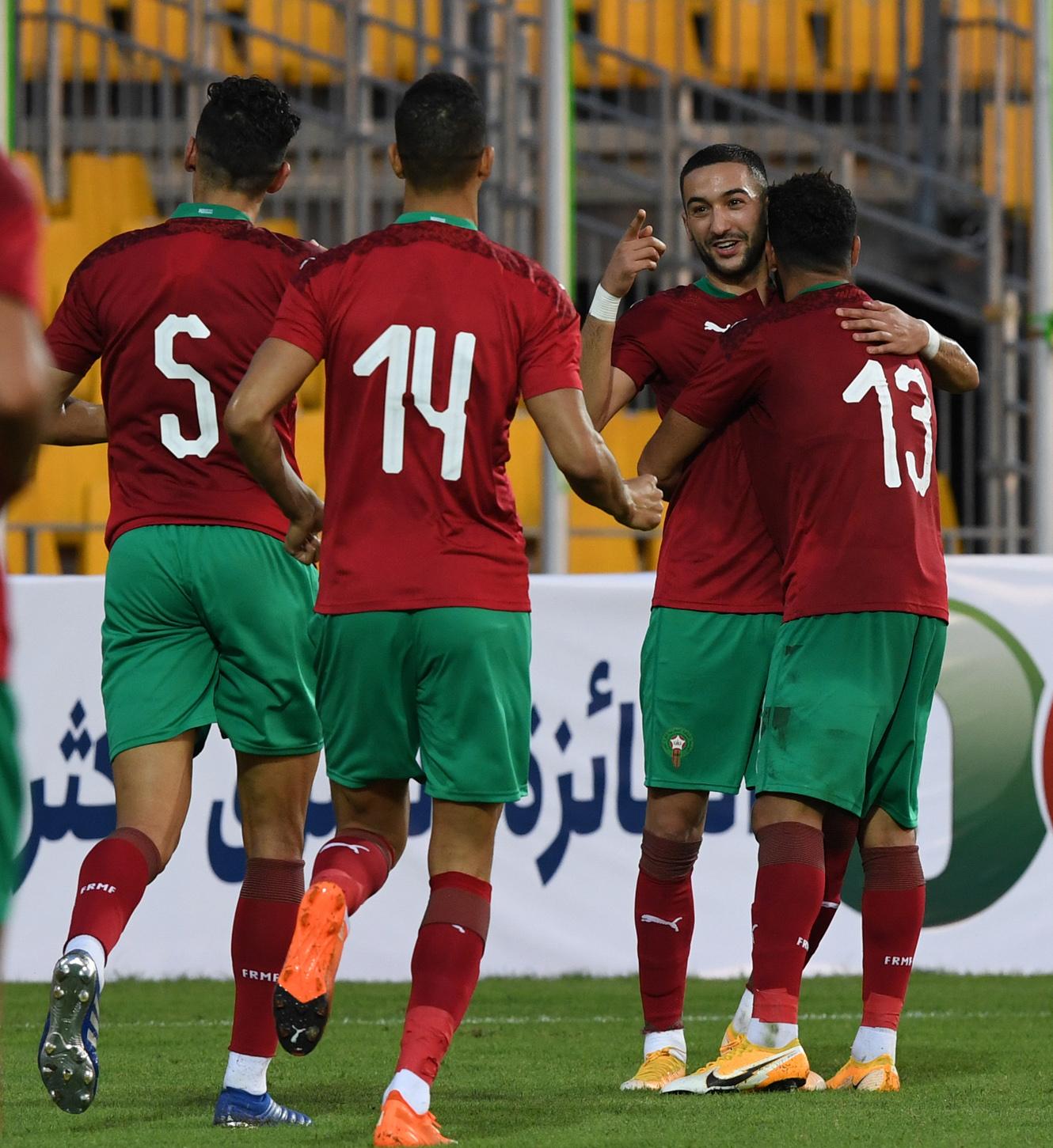 تصفيات أمم إفريقيا 2021: المغرب قاب قوسين من التأهل ومصر تقطع شوطا كبيرا