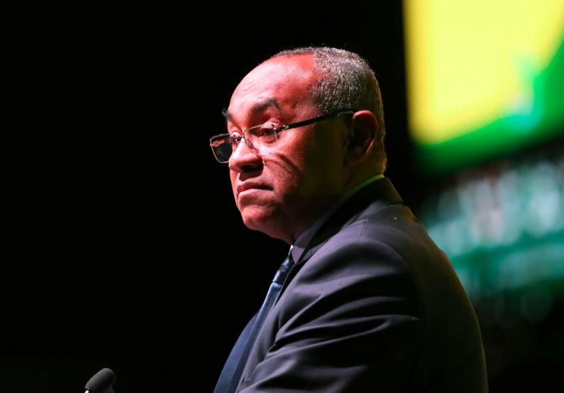 أحمد توجه ل  طاس  ضد حكم الفيفا