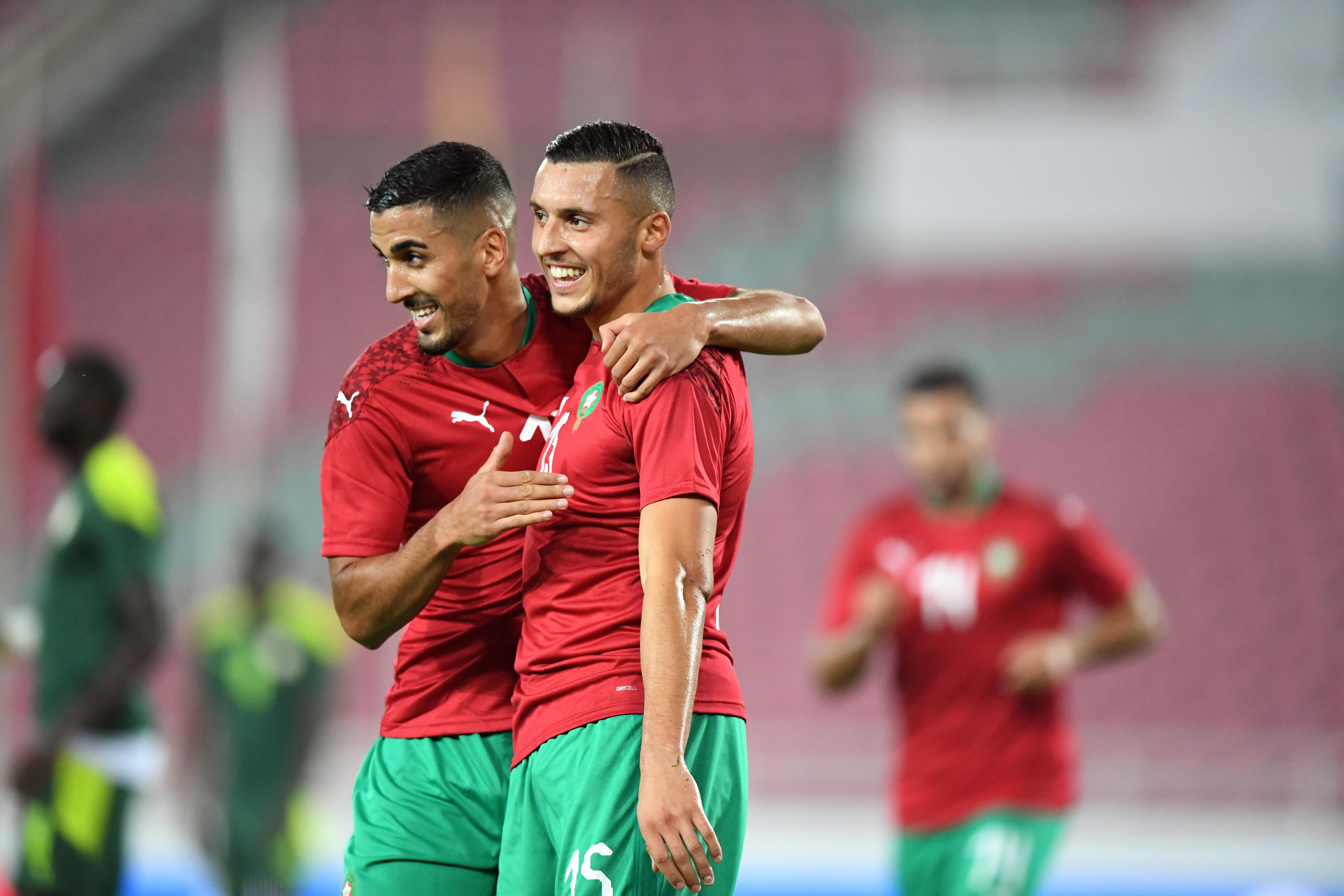 مدرب سطاندار دولييج غاضب من سفر أملاح مع المنتخب المغربي