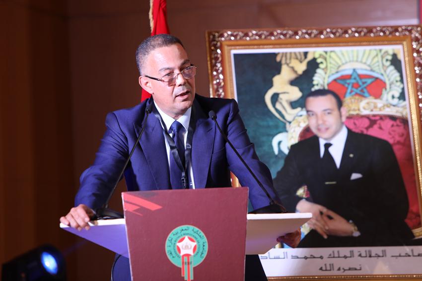 لقجع يكشف عن موعد إنعقاد الجمع العام للجامعة