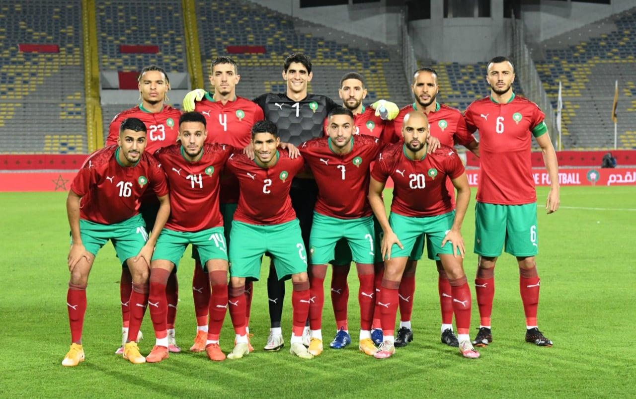 الفريق الوطني يتوجه إلى دوالا غدا صباحا