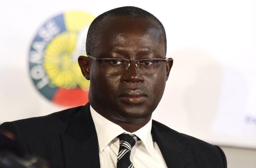 السنغالي سنغور ينضم إلى المرشحين لرئاسة الكونفدرالية الأفريقية