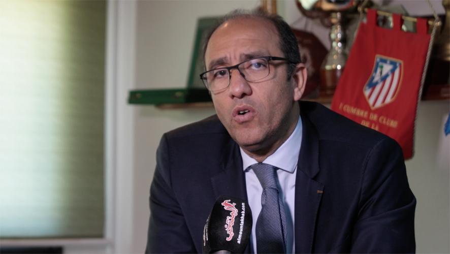 الزيات.. كرونولوجيا الصعود لرئاسة الرجاء والنزول منها