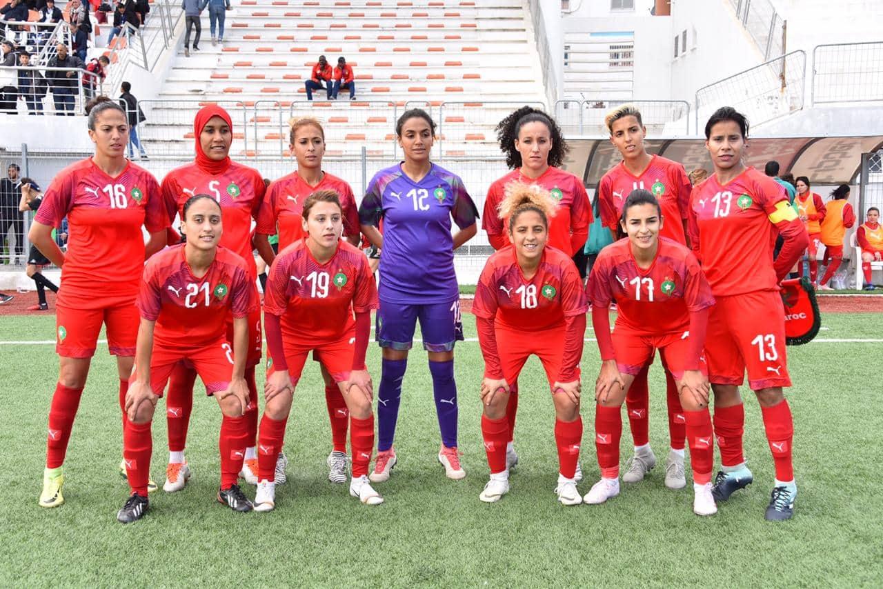 تصنيف الفيفا /سيدات/: المنتخب المغربي يختتم سنة 2020 في المركز 77
