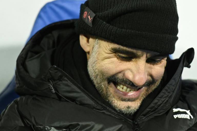 غوارديولا: لا تقسوا على لاعب مانشستر سيتي
