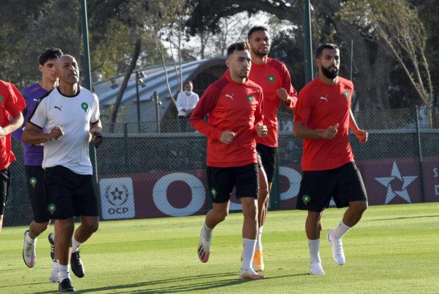منير الحدادي : أريد الإستمتاع مع المنتخب المغربي