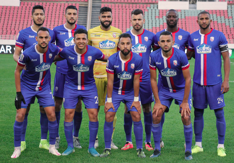 الجامعة الملكية المغربية لكرة القدم تفرج على صفقات المغرب التطواني