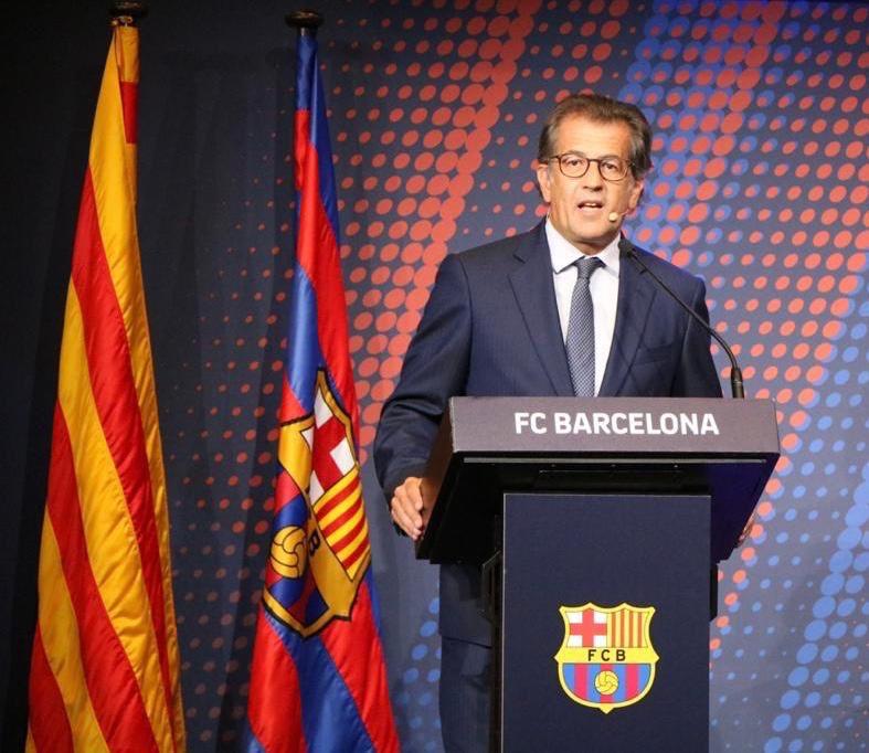 أسهم طوني فريتشا ترتفع في سباق رئاسة نادي برشلونة