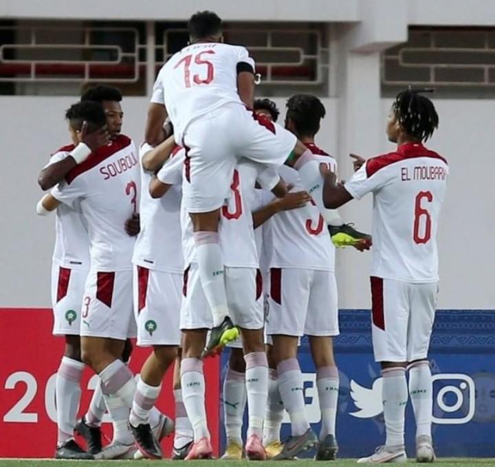 الأشبال يواجهون منتخب تونس في دور الربع