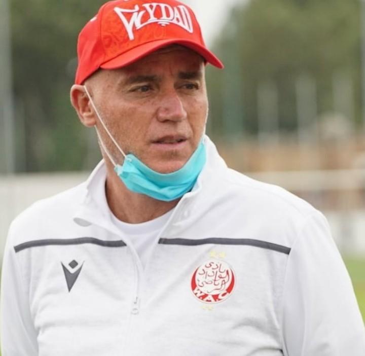 رسميا غاموندي مدربا للمغرب الفاسي وشهاب مساعدا له