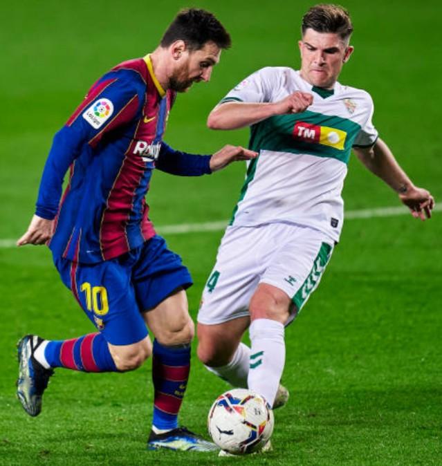 بطولة إسبانيا: برشلونة يستعيد نغمة الانتصارات والمركز الثالث