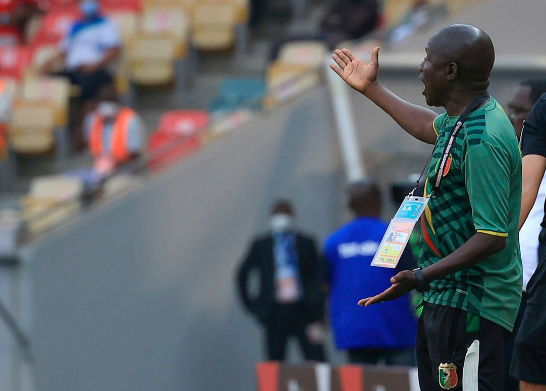 مدرب مالي: لن أقول لكم كيف سأوقف المنتخب المغربي!!