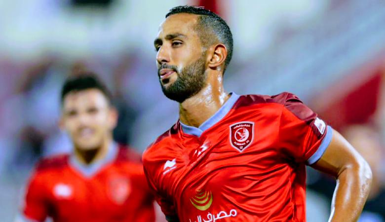 بنعطية خسر كأس قطر