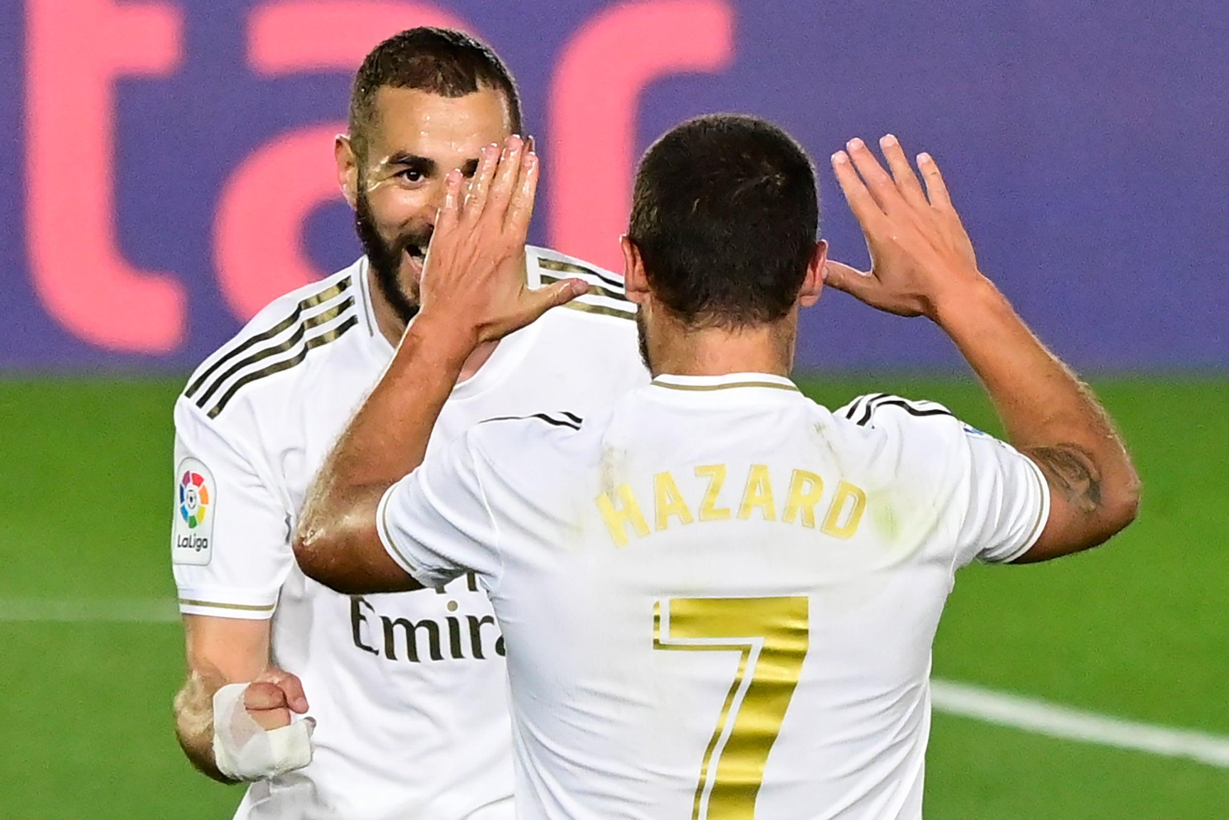 الإصابة تحرم ريال مدريد من خدمات بنزيمة