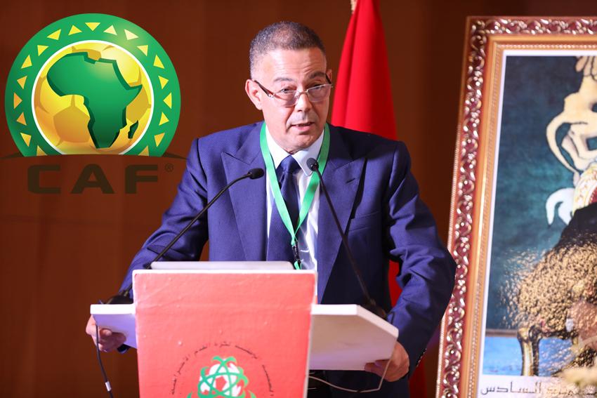 لقجع من الكامرون إلى قطر إلى موريتانيا