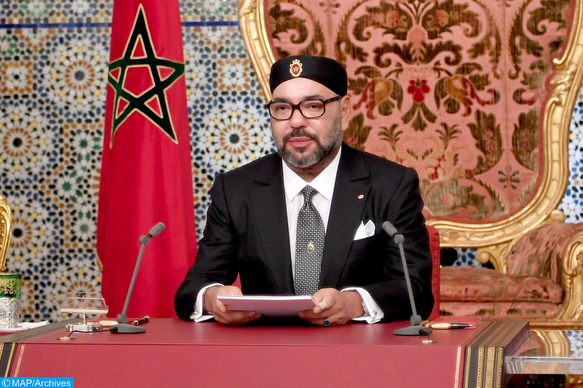الجمعية المغربية للصحافة الرياضية تستنكر التهجم السافر على شخص جلالة الملك