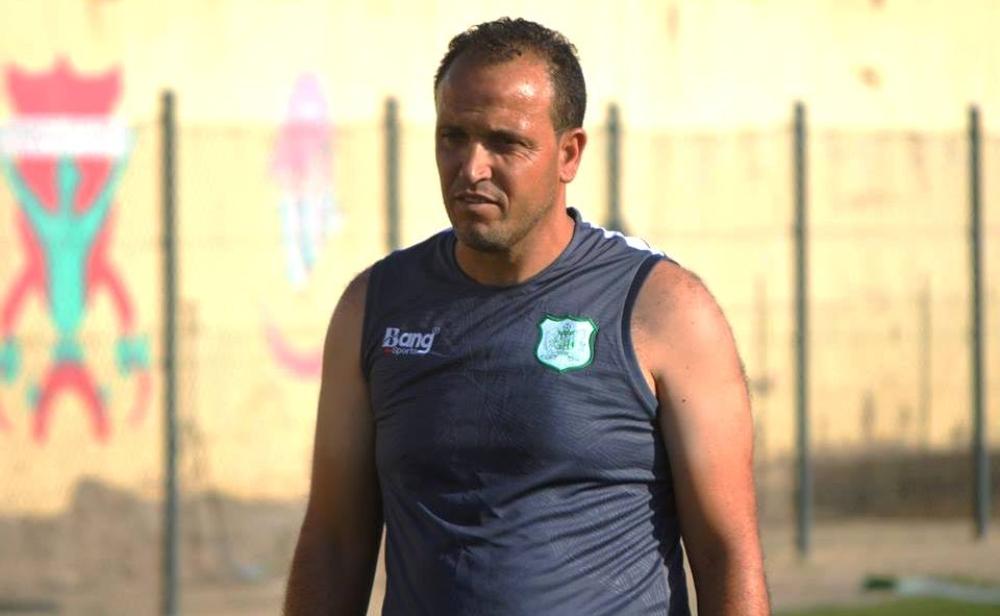 محمد فضلي: لن نخفي حلمنا، سطاد يلعب على الصعود