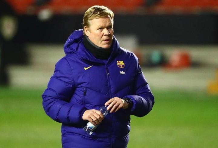 كومان يعزز حظوظه في الاستمرار في تدريب برشلونة
