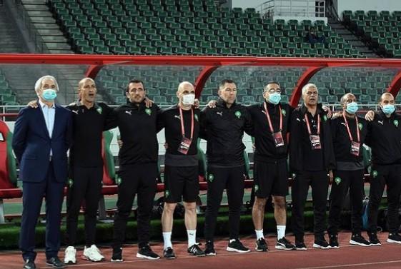 الناخب الوطني: الفريق الوطني يمر من مرحلة صعبة