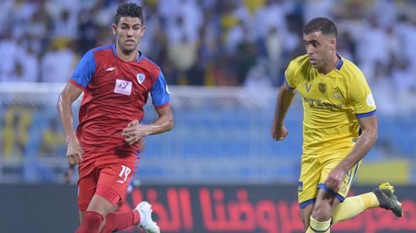أمين عطوشي يكشف ل المنتخب  رغبته في خوض كأس العرب