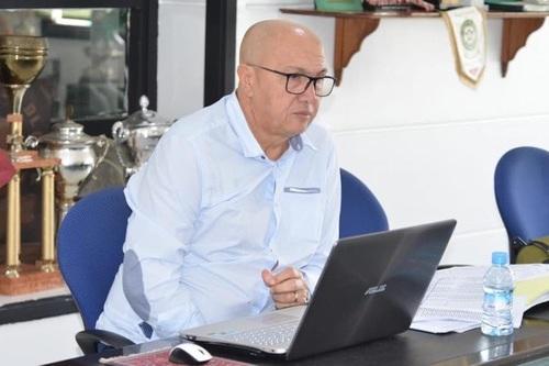 جمال فتحي مديرا رياضيا للمنتخبات الوطنية