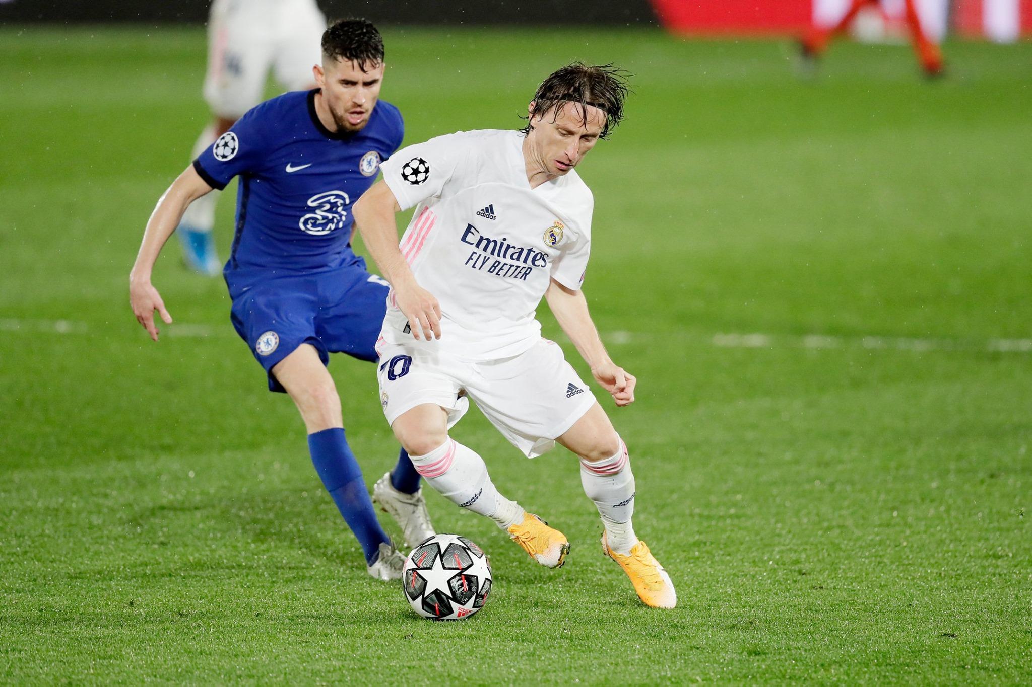 عصبة أبطال أوروبا: تشيلسي يفرض التعادل على ريال مدريد في ذهاب نصف النهائي