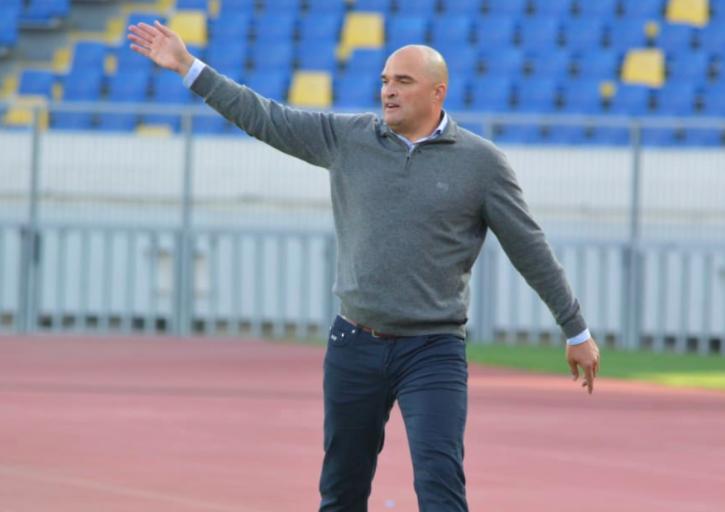 رضا حكم يشكر لاعبيه بعد الفوز على الجيش