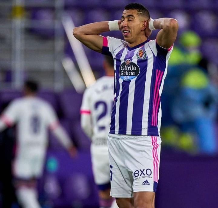 جواد يميق: الإصابة أبعدتني عن مباراة برشلونة