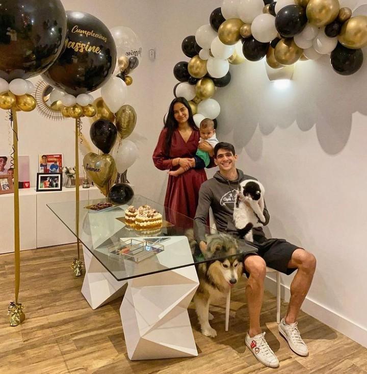 بونو احتفل بعيد ميلاه الـ30 بطريقة رائعة